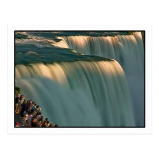 Cartão de Niagara Falls