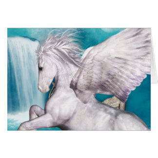 Cartão de nota de Pegasus
