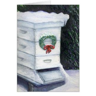 Cartão de nota do Natal de Zazzle