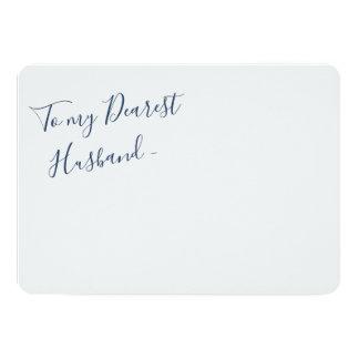 Cartão de nota moderno do espírito livre