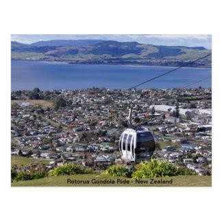 Cartão de Nova Zelândia - Rotorua