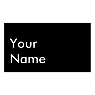 Cartão de ônibus social cartão de visita