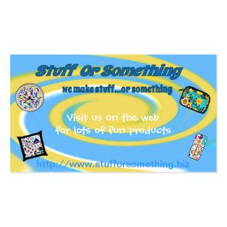 Cartão de ônibus SOS2 Cartão De Visita