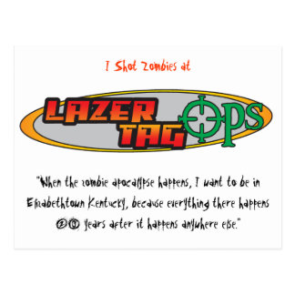 Cartão de Ops do Tag de Lazer