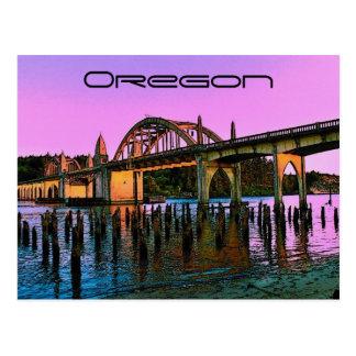 Cartão de Oregon
