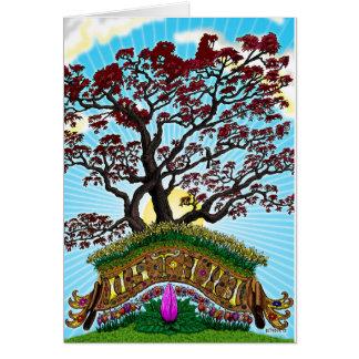 Cartão de Ostara