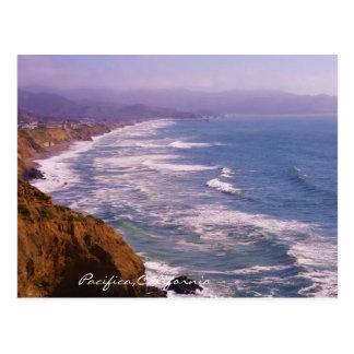 Cartão de Pacifica Califórnia