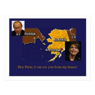Cartão de Palin