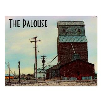 Cartão de Palouse