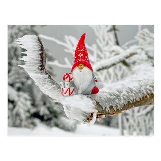 Cartão de Papai Noel