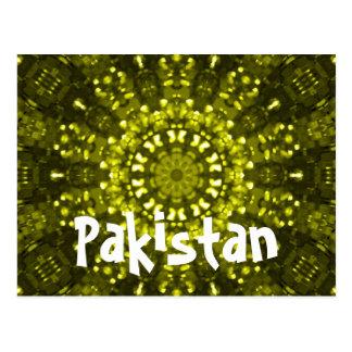 Cartão de Paquistão