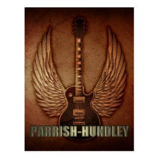 Cartão de Parrish-Hundley Cartões Postais