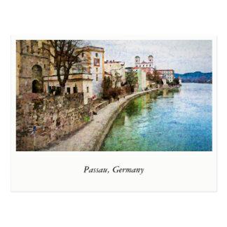 Cartão de Passau, Alemanha