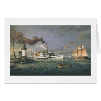 """Cartão de Paul McGehee """"Nantucket"""""""