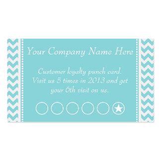 Cartão de perfurador relativo à promoção do discon cartoes de visitas
