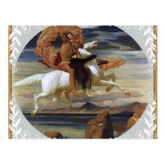 Cartão de Perseus-Pegasus
