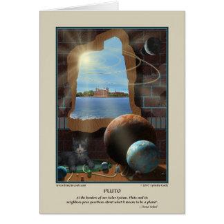 Cartão de Pluto