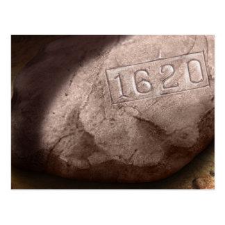 Cartão de Plymouth Rock