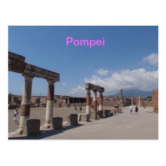 Cartão de Pompeia Cartao Postal