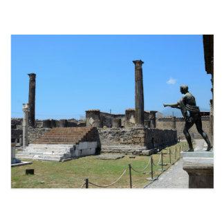 Cartão de Pompeii