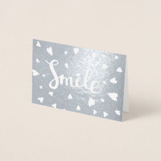 Cartão de prata