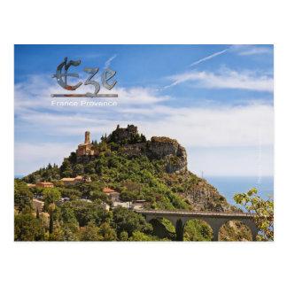 Cartão de Provence, Eze