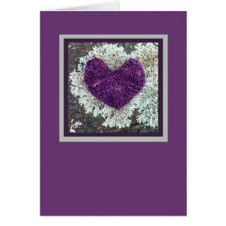 Cartão de Purple Heart