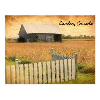 Cartão de Quebeque, Canadá