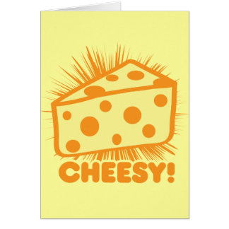 Cartão De queijo