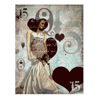Cartão de Quinceanera