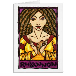 Cartão de Rhiannon