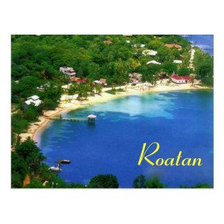 Cartão de Roatan