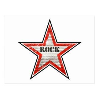 Cartão de Rockstar (fundo branco)