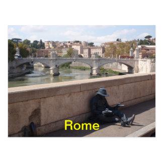 Cartão de Roma