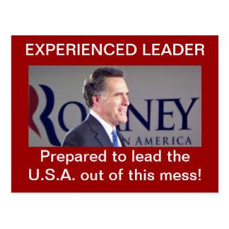 Cartão de Romney