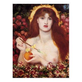 Cartão de Rossetti Venus Verticordia CC0645