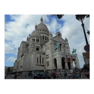 Cartão de Sacré-Cœur Paris