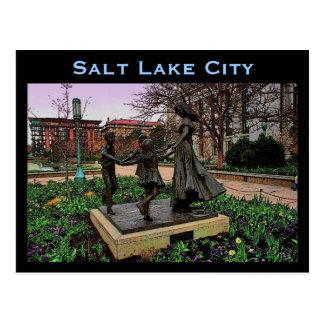 Cartão de Salt Lake City