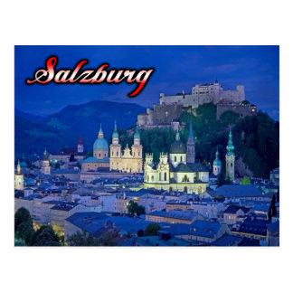 Cartão de Salzburg