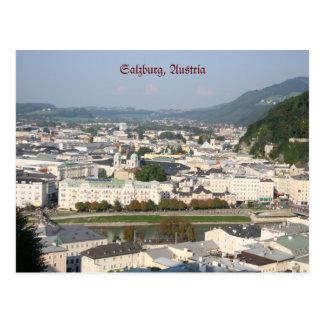 Cartão de Salzburg, Áustria