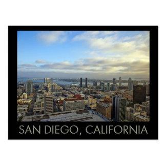 Cartão de San Diego, Califórnia