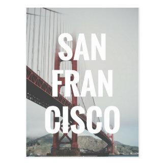 Cartão de San Francisco