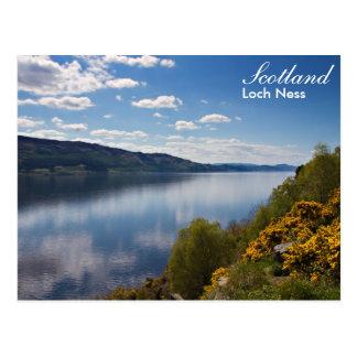 Cartão de Scotland - de Loch Ness