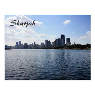 Cartão de Sharjah