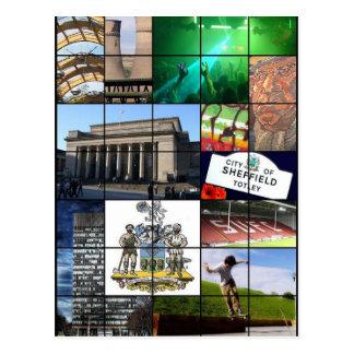 Cartão de Sheffield