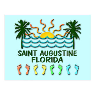Cartão de St Augustine