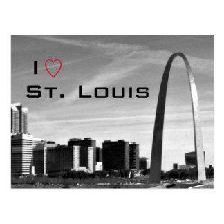 Cartão de St Louis