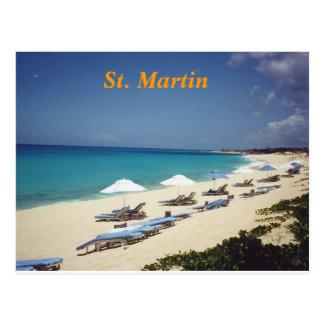 Cartão de St Martin
