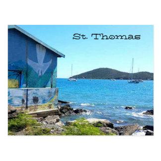 Cartão de St Thomas