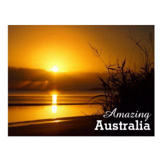 Cartão de surpresa de Austrália
